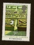 Sellos de Europa - Reino Unido -  British Gardens - Jardin  siglo XVII -  Pitmedden
