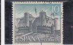 Sellos del Mundo : Europa : España : CASTILLO DE BELMONTE(33)