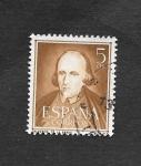 Sellos de Europa - España -  Edf 1071 - Literatos
