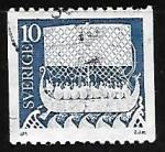 Sellos de Europa - Suecia -  Ancient Art