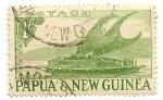 Sellos del Mundo : Oceania : Papúa_Nueva_Guinea : Barcos