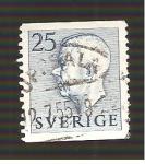 Sellos de Europa - Suecia -  INTERCAMBIO