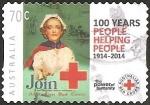 Sellos del Mundo : Oceania : Australia :  Join Australian Red Cross