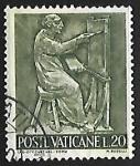 Sellos del Mundo : Europa : Vaticano : Pintores