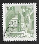Sellos del Mundo : Europa : Yugoslavia : Museo Nacional de  Ohrid