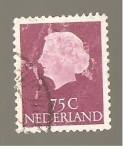 Sellos de Europa - Holanda -  INTERCAMBIO