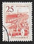 Sellos del Mundo : Europa : Yugoslavia : Cables de fabrica