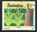 Sellos del Mundo : Africa : Zimbabwe : Tabaco