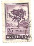 Sellos del Mundo : America : Argentina : RIQUEZA FORESTAL