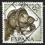 Sellos de Europa - España -  IV centenario de la muerte de Carlos I de España y V de Alemania
