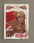 Sellos de Europa - Rusia -  Victoria sobre el fascimo