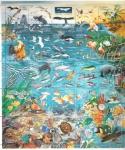 Sellos del Mundo : America : México : Conservemos las  Especies Marinas de México