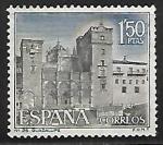 Sellos del Mundo : Europa : España : Serie Turística - Monasterio de Guadalupe