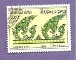 Sellos de Asia - Laos -  RESERVADO