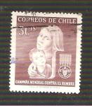 Sellos del Mundo : America : Chile : INTERCAMBIO