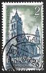 Sellos de Europa - España -  Año Santo Compostelano - Catedral de Lugo