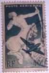 Sellos de Europa - Francia -  Poste Aérienne