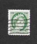 Sellos de America - Canadá -  338 - Isabel II