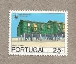 Sellos de Europa - Portugal -  75 Años de Turismo Institucional