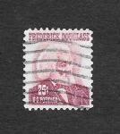 Sellos de America - Estados Unidos -  1290 - Frederick Douglass