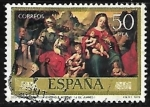 Sellos de Europa - España -  Dia del Sello. Juan de Juanes