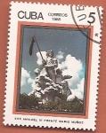 Sellos del Mundo : America : Cuba : XXX Aniv. del III Frente Mario Muñoz