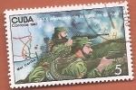 Sellos del Mundo : America : Cuba : XXX Aniv. de la toma de