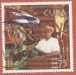 Sellos del Mundo : America : Cuba : Tabaco Cubano - 5 Aniversario de la marca Vegas Robaina