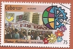 Sellos del Mundo : America : Cuba : Fiestas Nacionales - día del trabajo 1º de Mayo