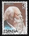 Sellos de Europa - España -  Maestros de la zarzuela - Manuel Fernández Caballero