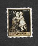 Sellos de Europa - España -  Edf 1272 - Pintura
