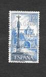 Sellos del Mundo : Europa : España : Edf 1834 - Monasterios Santa María de Veruela