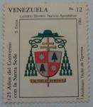 Sellos del Mundo : America : Venezuela : 25 AÑOS DEL CONVENIO CON LA SANTA SEDE