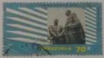Sellos del Mundo : America : Venezuela : 200 AÑOS DEL NACIMIENTO DE JOSE DE SAN MARTIN