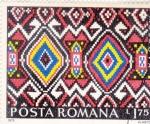 Sellos de Europa - Rumania -  TAPIZ