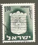 Sellos de Asia - Israel -  INTERCAMBIO