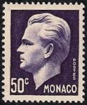 Sellos del Mundo : Europa : Mónaco : Principe Rainiero