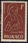 Sellos de Europa - Mónaco -  Jean Baptiste de la Salle
