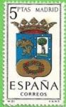 Sellos de Europa - España -  1557