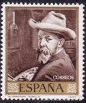 Sellos de Europa - España -  1573