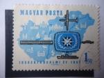 Sellos de Europa - Hungría -   Año Turístico Internacional 1967