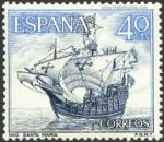 Sellos de Europa - España -   1601