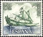 Sellos de Europa - España -  1602
