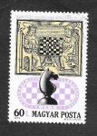Sellos de Europa - Hungría -  2290 - L Aniversario de la Federación Internacional de Ajedrez