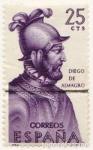 Sellos de Europa - España -   1622