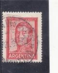 Sellos de America - Argentina -  ,GENERAL JOSÉ DE SAN MARTÍN