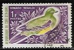 Sellos del Mundo : Africa : Costa_de_Marfil : Bruce's Green-Pigeon ' paloma