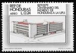 Sellos de America - Honduras -  Centenario de la admisión de Honduras en la Unión Postal Universal