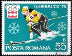 Sellos de Europa - Rumania -  Deportes