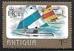 Sellos del Mundo : America : Antigua_y_Barbuda : Vela